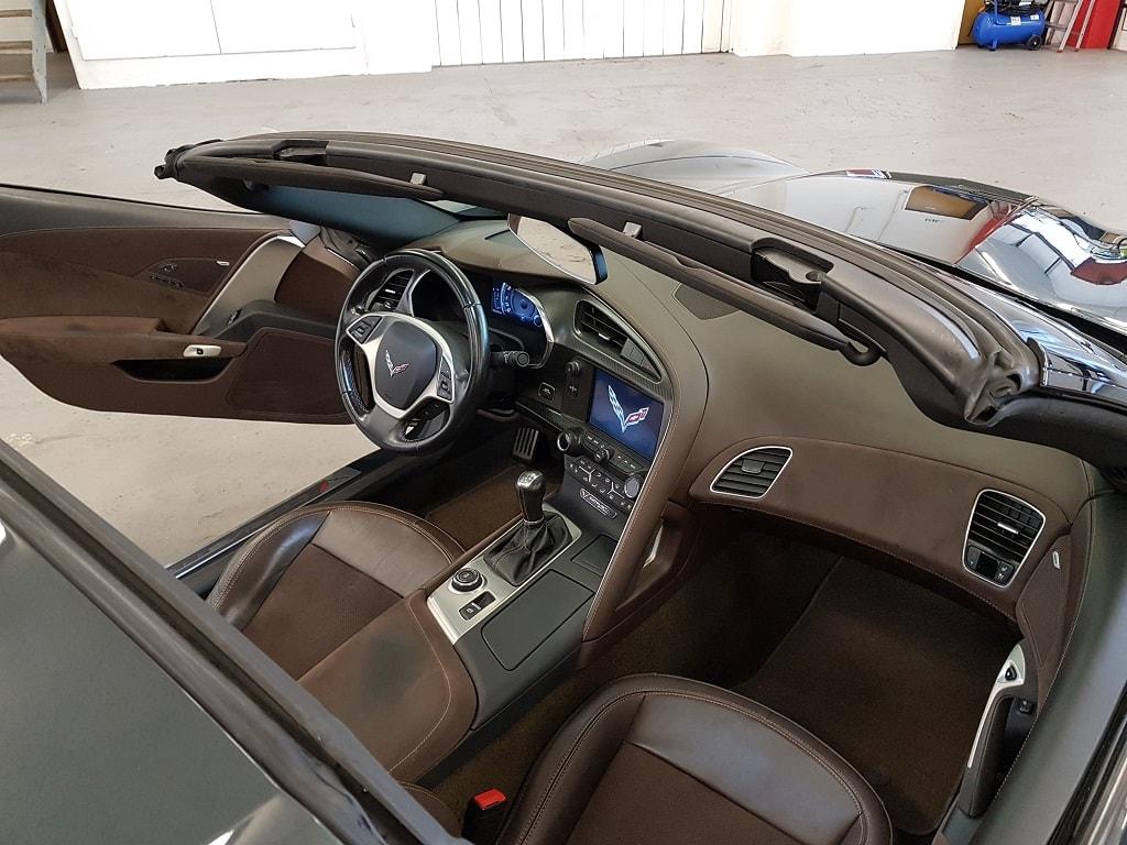 Corvette Cockpit 2