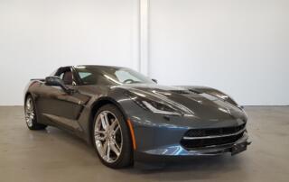 Corvette Frontansicht