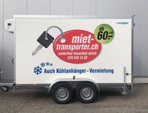 Tief / Kühlanhänger mieten (100)