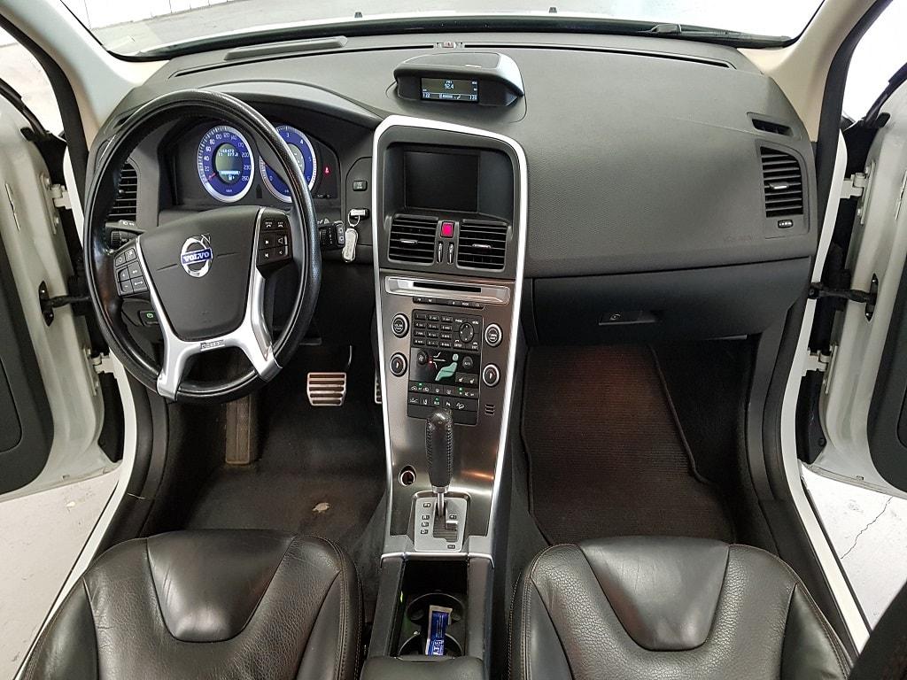 Volvo XC60 Fahrerkabine