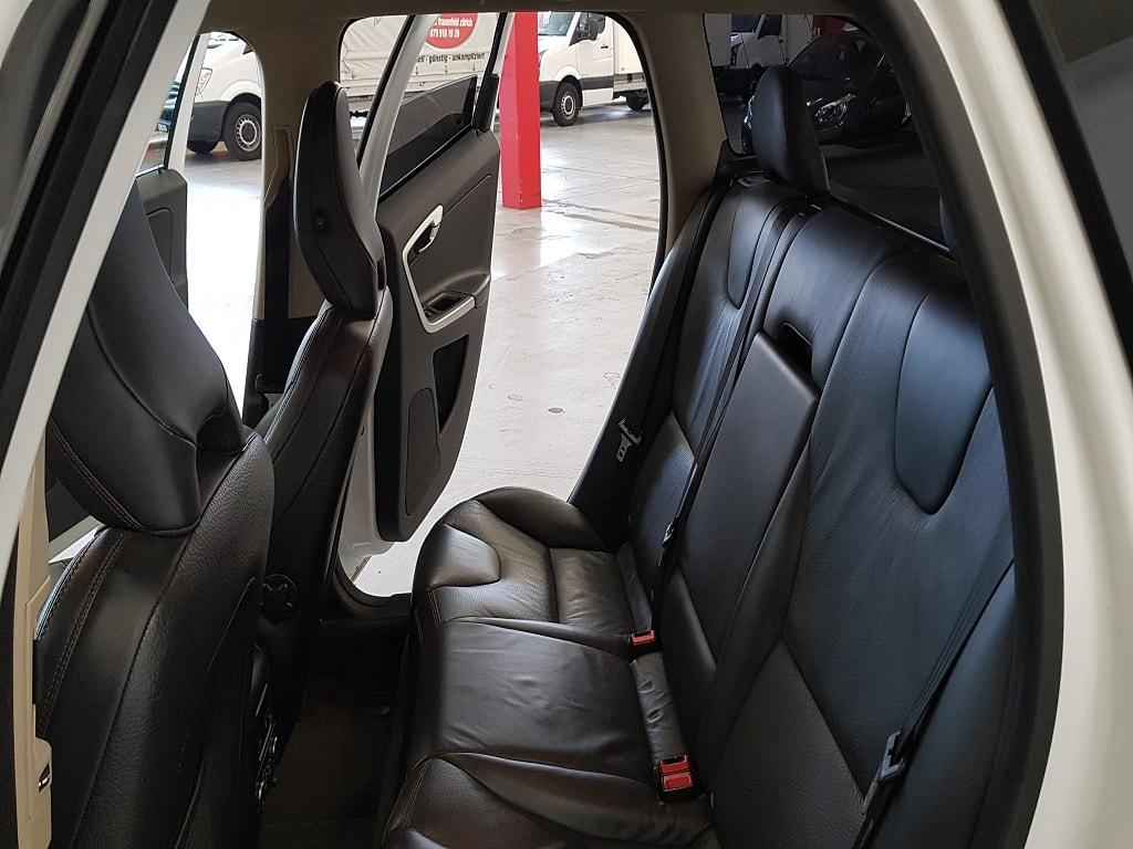 Volvo XC 60 Sitzplätze hinten