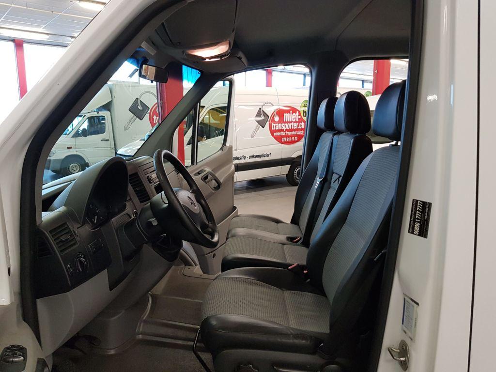 Mercedes Sprinter Kleinbus 9 Sitzplätze Fahrerkabine