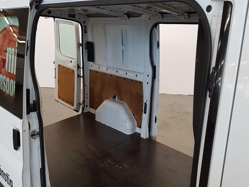 Ford Transit Kastenwagen Ladeflaeche Seite