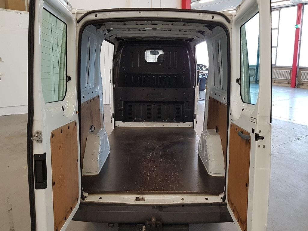 Ford Transit Kastenwagen Ladeflaeche