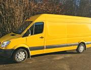 Mercedes Benz 313 Miettransporter