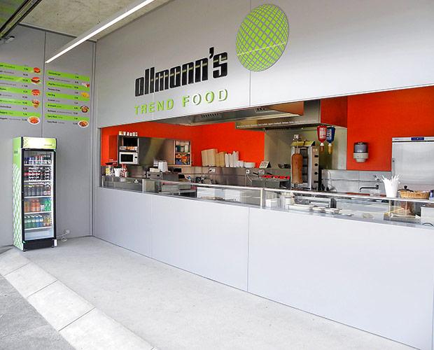 Abholstandort für Transporter, Zügelwagen und Lieferwagen in Winterthur