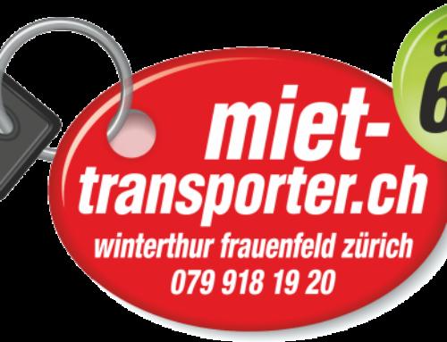 Miet-Transporter in den Medien