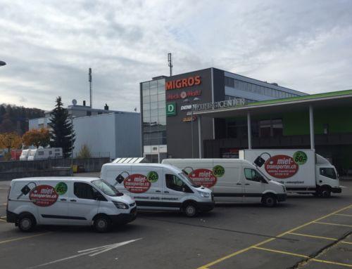 Warum Lieferwagen mieten bei Miet-Transporter?