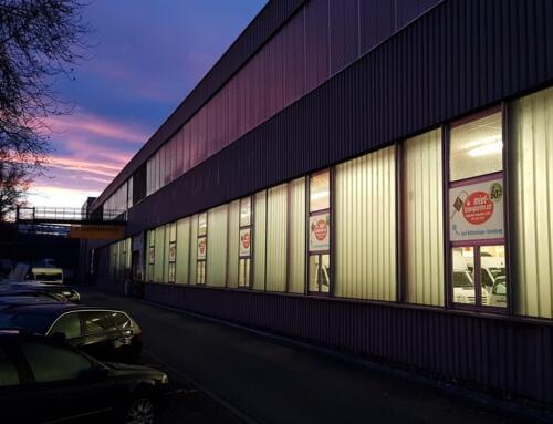 Transporter- und Lieferwagen Vermietung Zürich