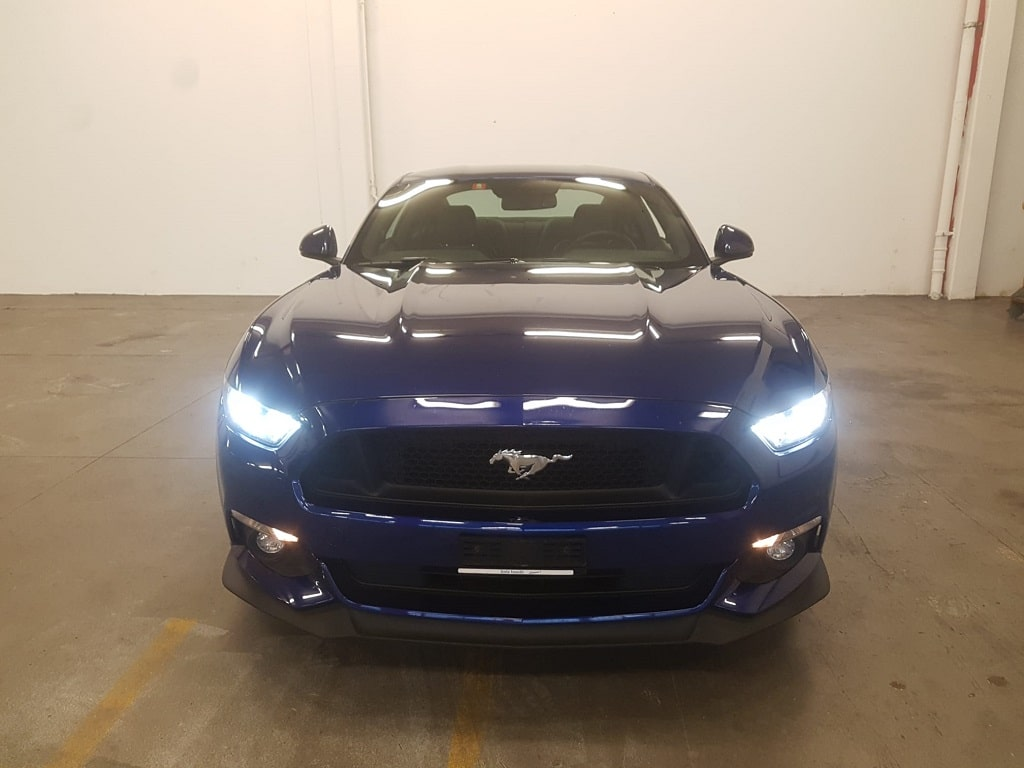 Ford Mustang GT Front (2)-min