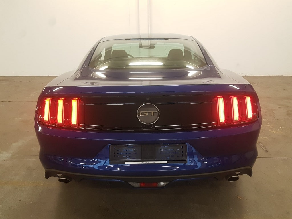 Ford Mustang GT Heck (2)-min